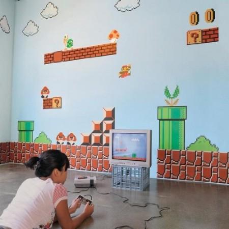 Super Mario Wall Stickers $66.98