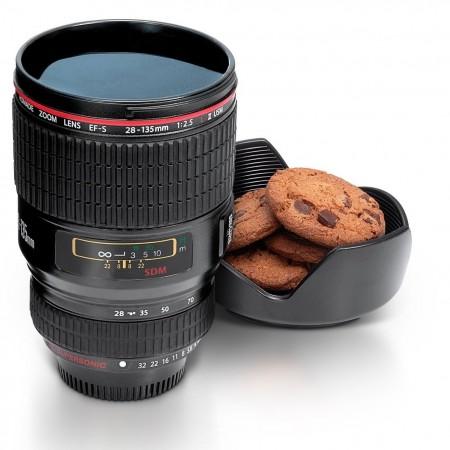 Camera Lens Coffee Mug $23.99