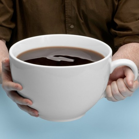 World's Biggest Coffee Cup $39.99