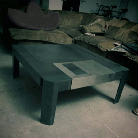 Floppy Disk Coffee Table $930.00