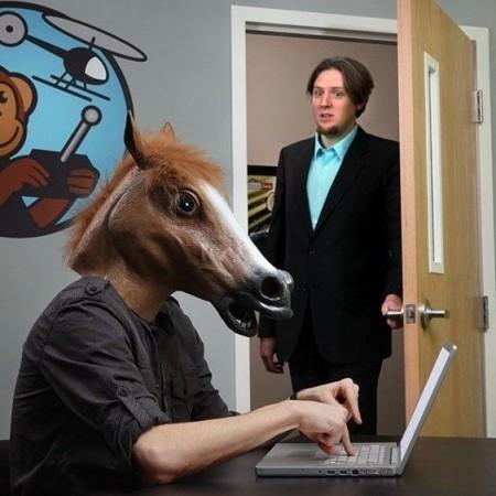 Horse Head Mask $23.75