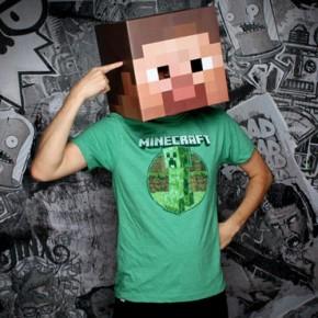 Minecraft Mask $44.95