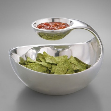 Two-Tiered Serving Bowl $249.95