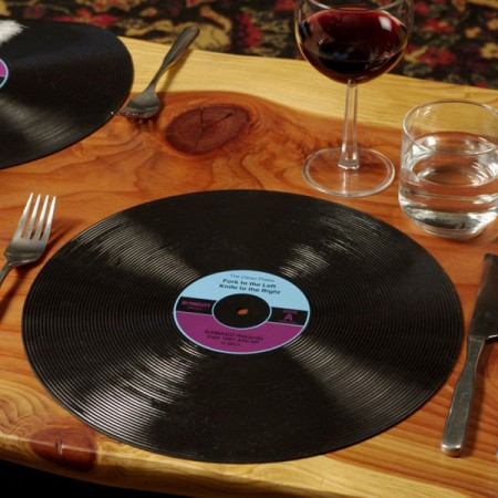 Record Placemats $18.00