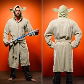 Yoda Bath Robe