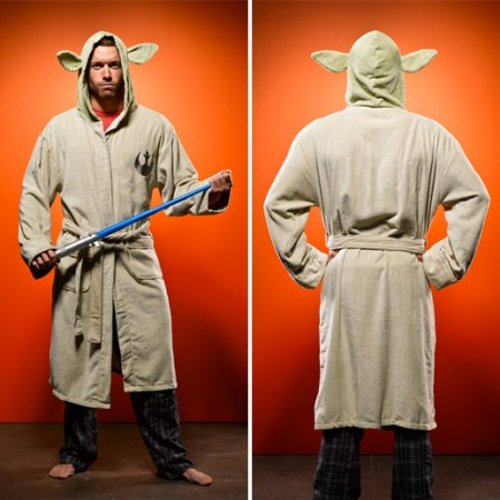 Yoda Bath Robe $68.99