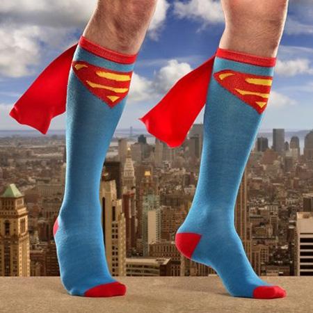 Superman Socks $14.23