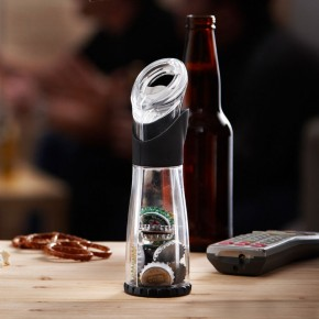 Beer Bottle Cap Catcher