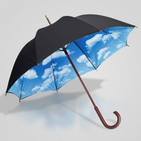 Blue Sky Umbrella $38.00