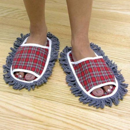Dust Mop Slippers $7.11