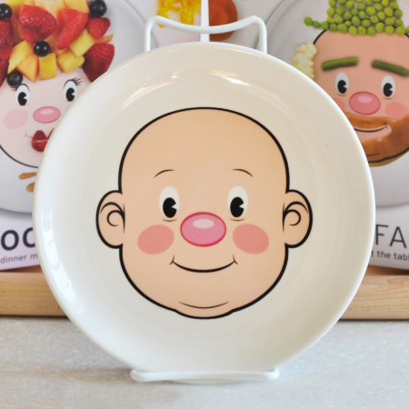 Food Face Plate $6.88