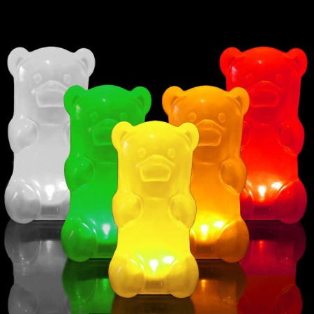 Gummy Bear Nightlight $27.99