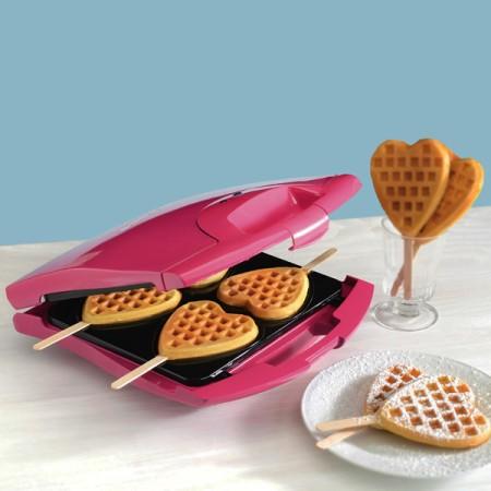 Heart Waffle Maker $29.99