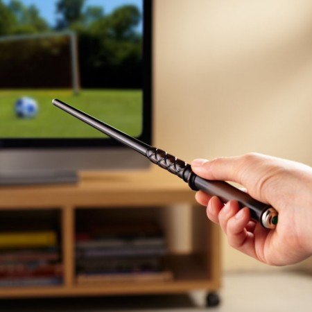 Magic wand tv remote never ending stuff for Wand controller