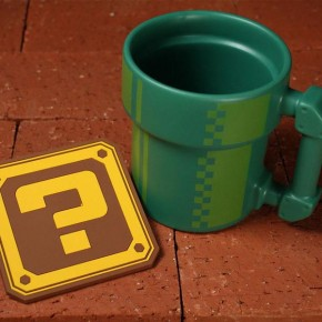 Super Mario Bros. Pipe Mug