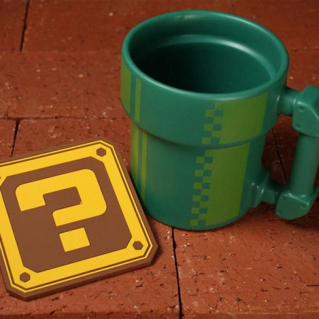 Super Mario Bros. Pipe Mug $37.00