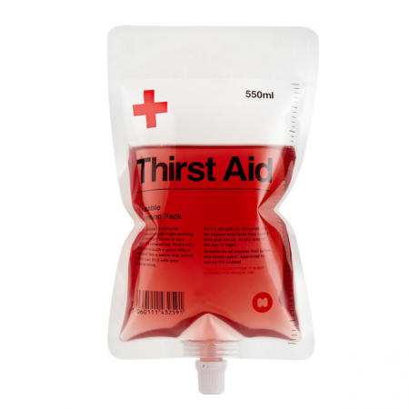 Thirst Aid Drink Pouch $9.95