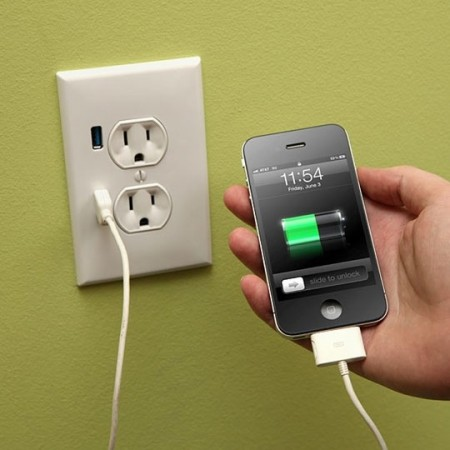 USB Wall Outlet $28.49