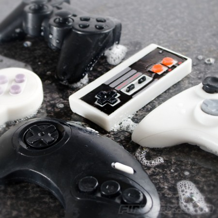 Game Controller Bar Soap $15.19
