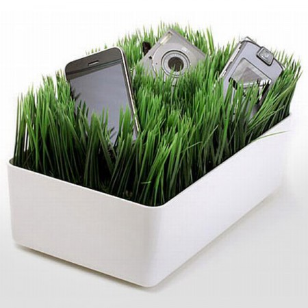 Grass Charging Station $21.75