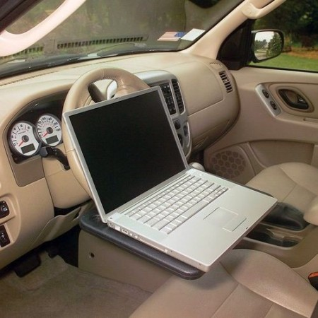 Laptop Steering Wheel Desk $29.99