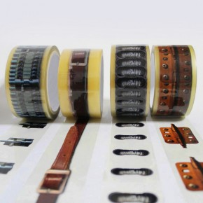 Optical Illusion Packing Tape