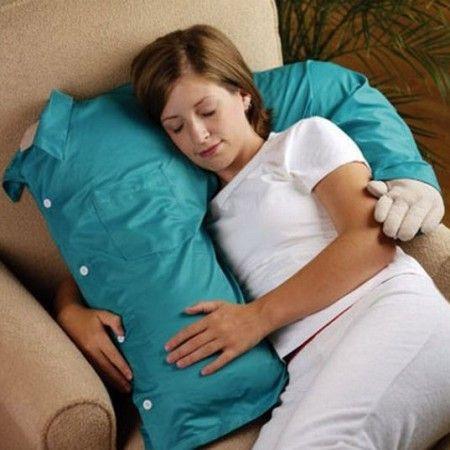 Boyfriend Body Pillow $39.95