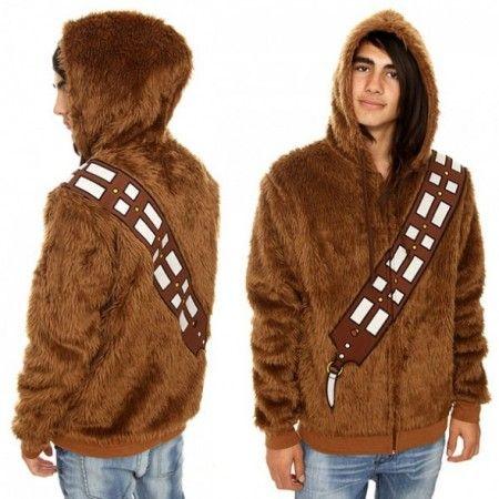 Chewbacca Hoodie $75.00