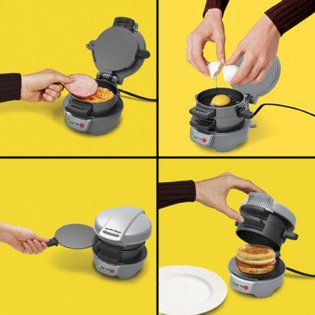 Breakfast Sandwich Maker $29.00