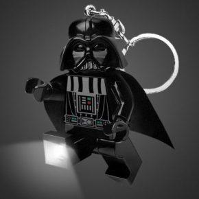 Lego Darth Vader LED Keychain