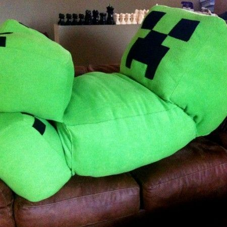 Life Size Creeper Plush $400.00