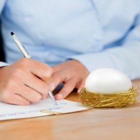 Paperclip Egg Nest